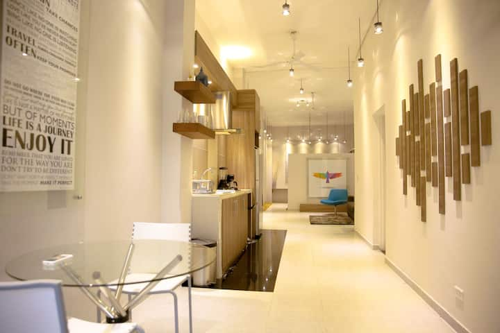 CHIC HOUSE STUDIO - Boutique Loft - Great Location