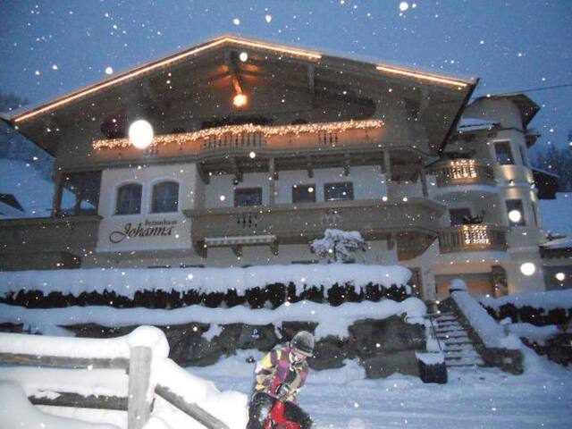 Ferienhaus Johanna für 2 bis 19 Personen