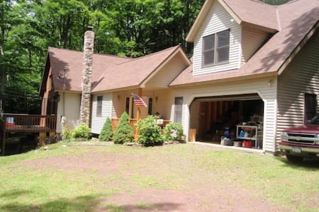 Grand Getaway Nature House for rent - Windham