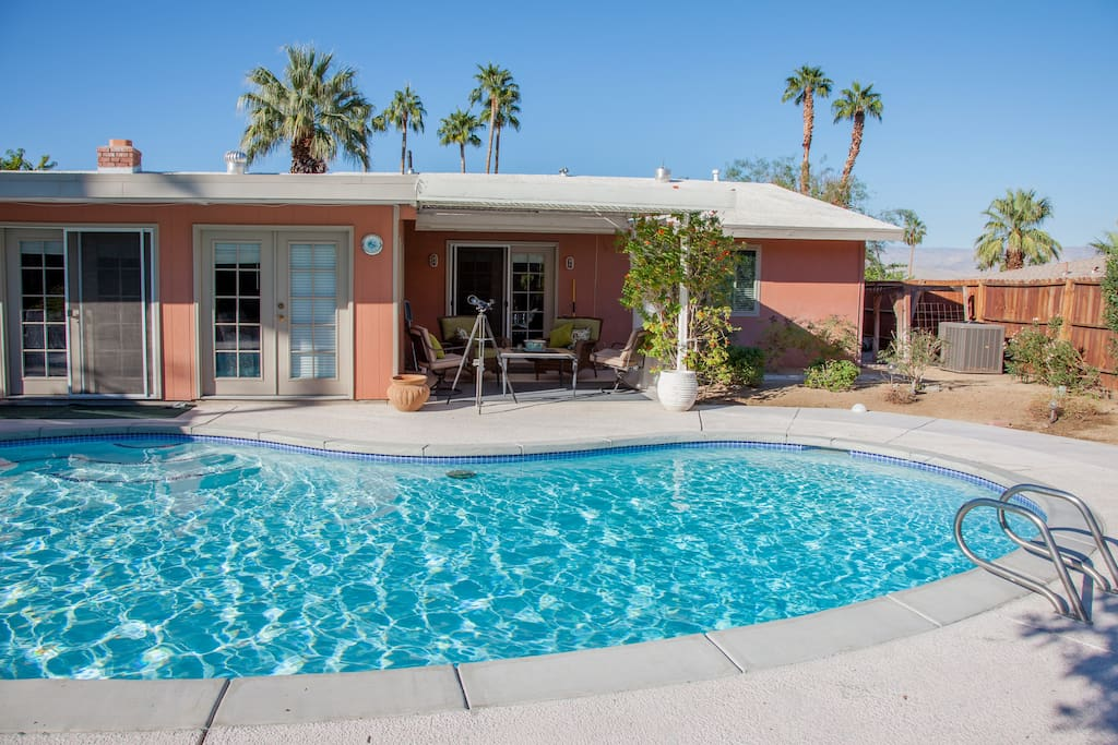 Pool- Home site on almost 1/4 acre so there is plenty of room for the whole family!