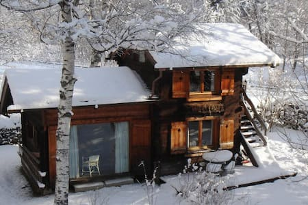 Mazot les Tines - Chamonix - Blockhütte