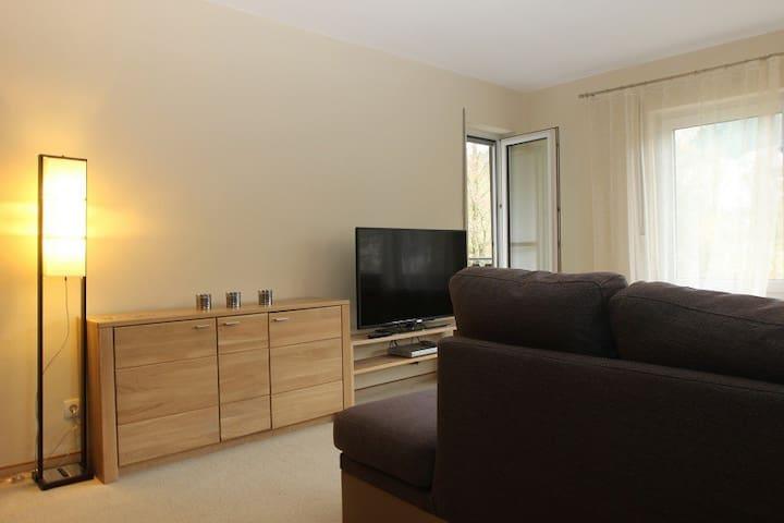 Ruim appartement vlakbij Winterberg