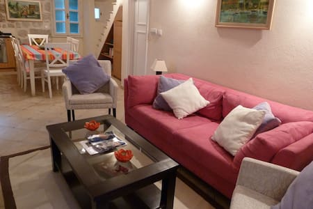 Quiet 2 bed Kotor apartment