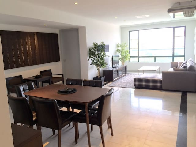 Spacious city centre apartment - Kuala Lumpur - Appartement