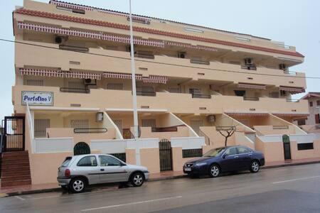 Apartamento en Playa Morro de Gos