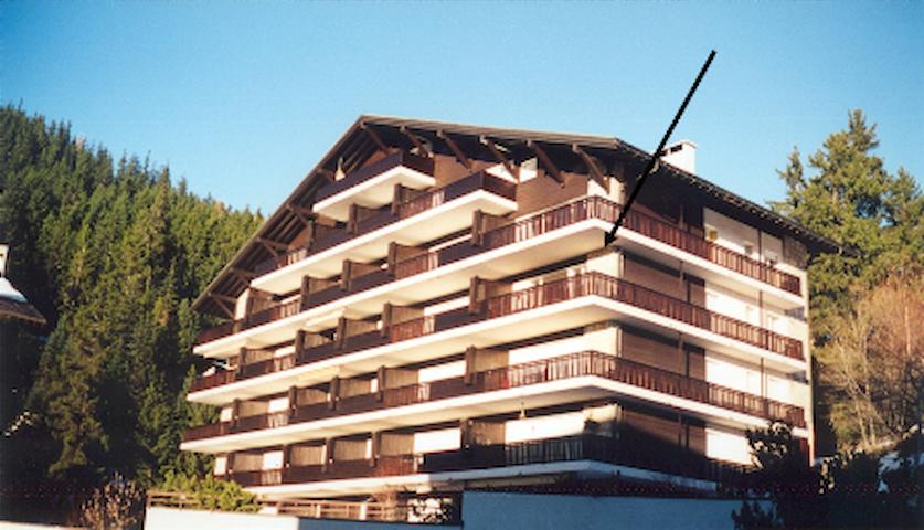 Außenansicht und Lage der Wohnung