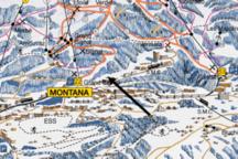 Lage zum Skigebiet