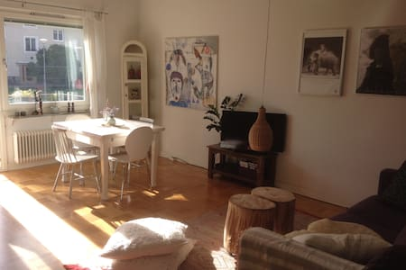 Lovely apartment in charming area