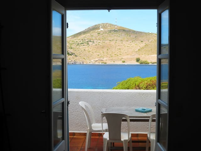 Wide comfortable house, perfect for families - Patmos - Bed & Breakfast