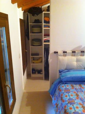 Cute and cozy mansard in Bergamo - Bergamo - Haus