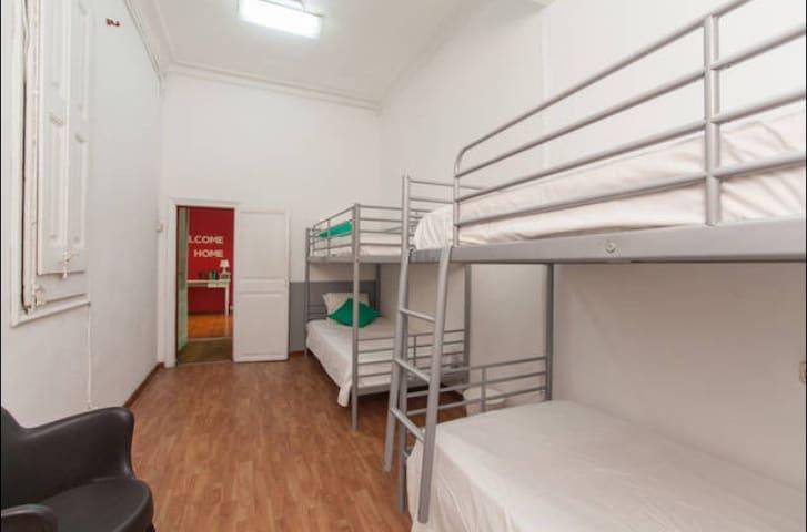 Shared room 2 Rambla Catalunya - Barcelona