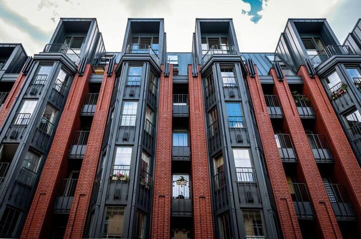 Pearl Apartment next to WTC Poznań - Poznań