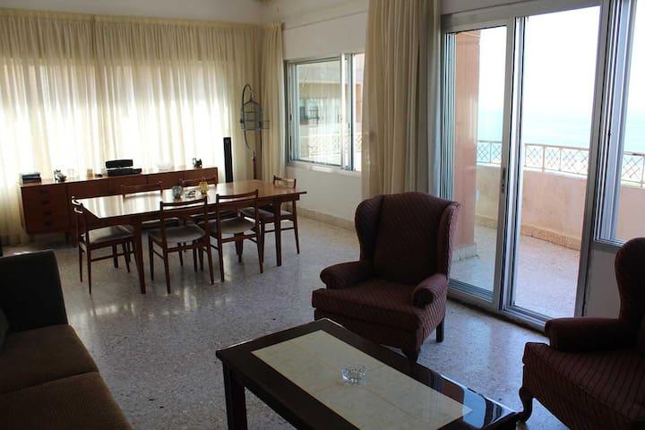 Manara Apartment Mediterranean View - Beirut - Apartamento