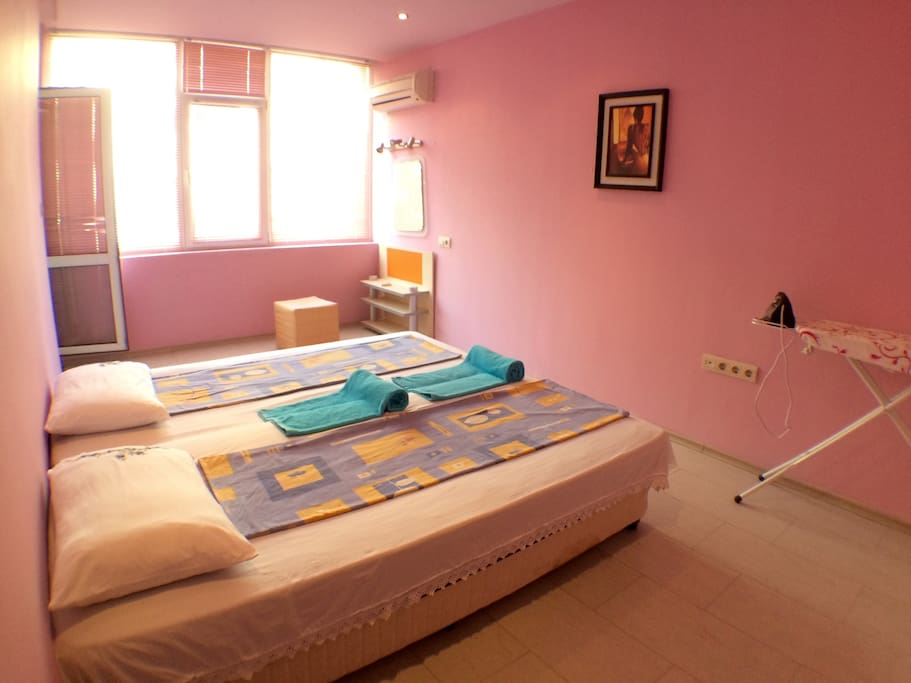 first Bedrooms with double bed