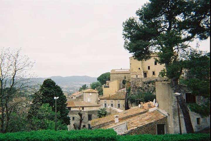 maison, au chemin des chèvres - Fraissé-des-Corbières - Talo