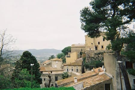 maison, au chemin des chèvres - Fraissé-des-Corbières