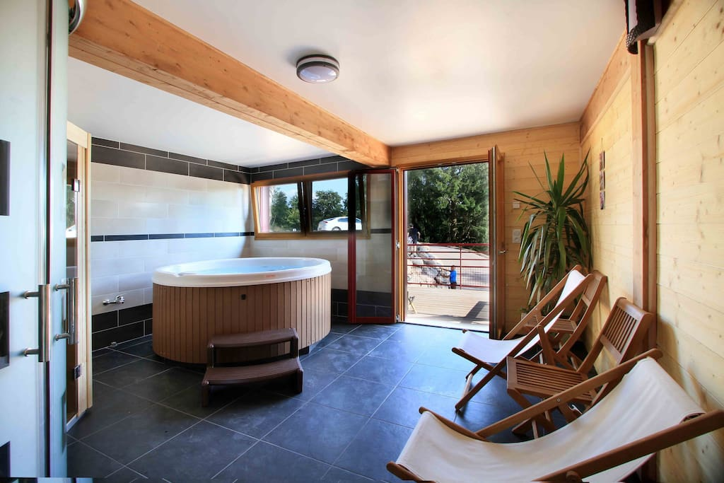 Espace Détente SPA & Sauna