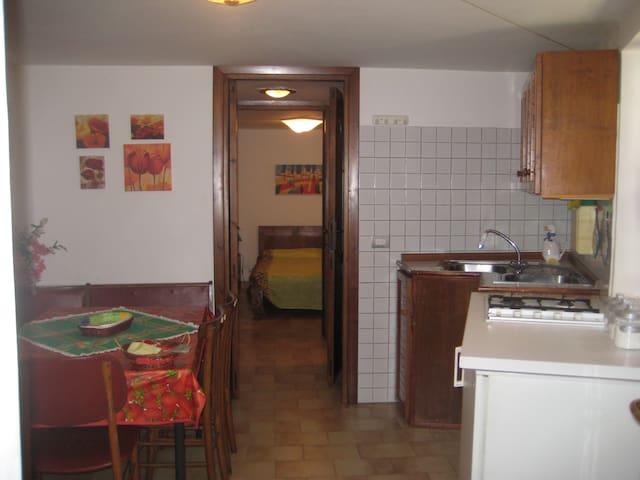 Grazioso mini-appartamento - Ascrea - Apartemen