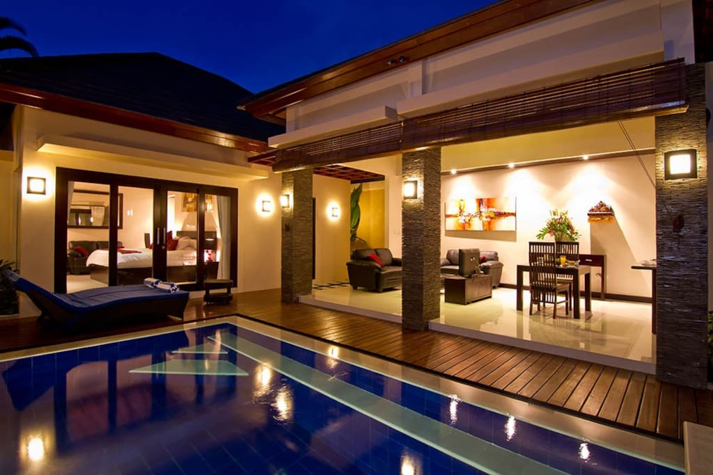Luxury 2 Bedroom Villa with Private Pool