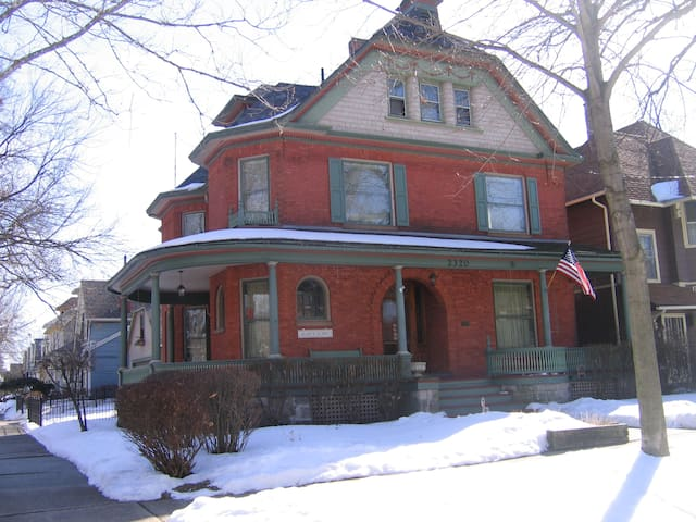HISTORIC OLD WEST END - Toledo - House