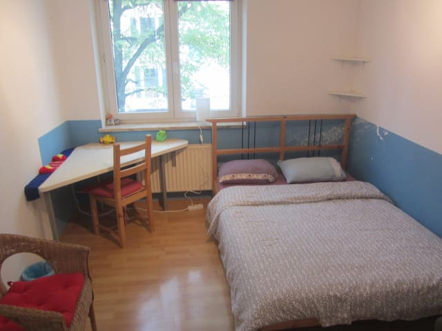Bright comfy room near Oktoberfest! - Munique - Apartamento