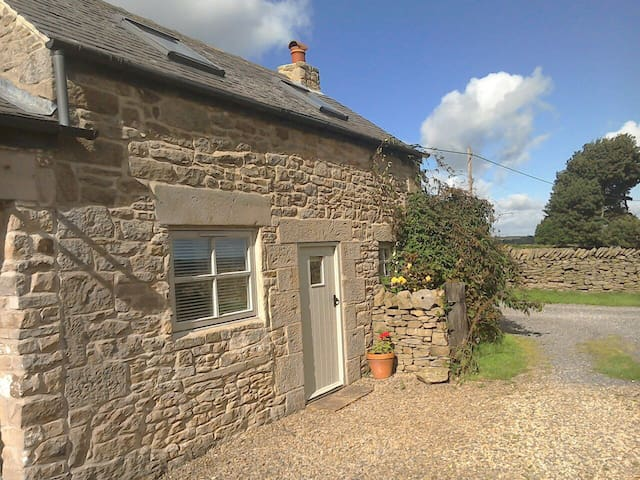 Cosy 4+star one bed 1700's cottage. - Consett - Kabin