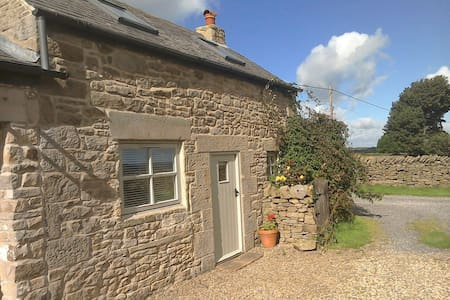 Cosy 4+star one bed 1700's cottage. - Consett - Blockhütte