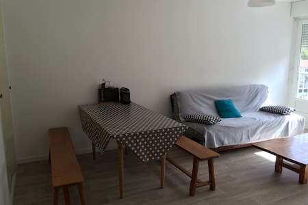 Appartement spacieux - Appartement