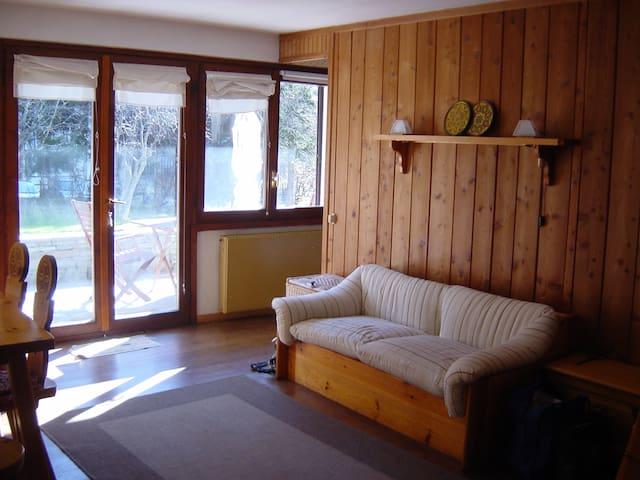 Charming apartment in Gressoney SJ - Gressoney-Saint-Jean - Apartment