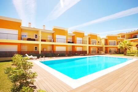 Apartment Carlos, modern, terras, pool, WiFi, AC - 吉亞(Guia)