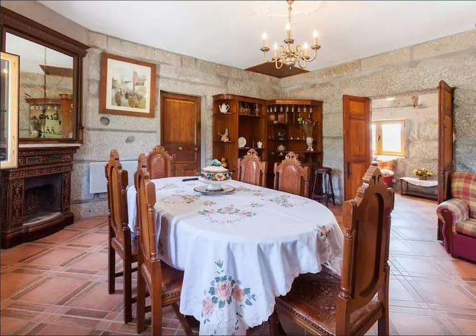 Casa Rustica em Penafiel - Abragão - Hus