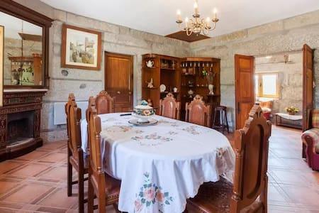 Casa Rustica em Penafiel - Abragão - Talo