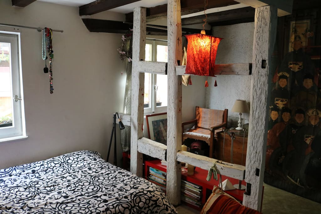 chambre calme petite france bed and breakfasts for rent in strasbourg alsace france. Black Bedroom Furniture Sets. Home Design Ideas