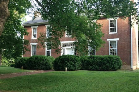1813 Historic Southern Family Home - Russellville - Дом