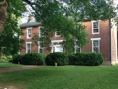 1813 Historic Southern Family Home