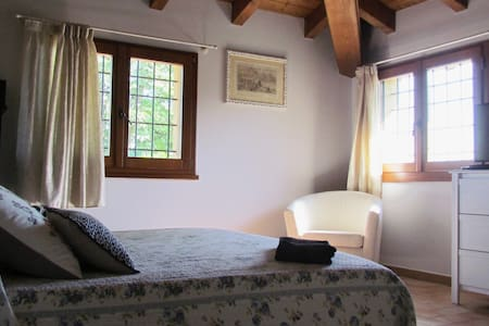 Camera Grey B&B Corte la campanara - Bentivoglio - Bed & Breakfast