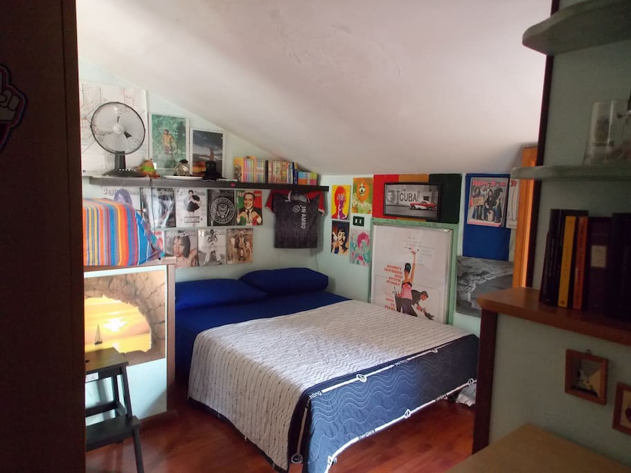 Seconda stanza (Second bedroom)