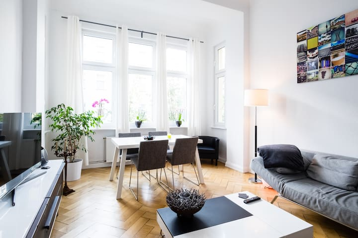 Lovely Single-Room in Berlin - Berlin - Apartment