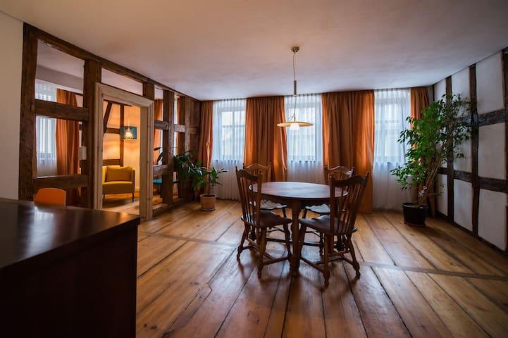 Am historischen Rathaus - Dettelbach - Appartamento