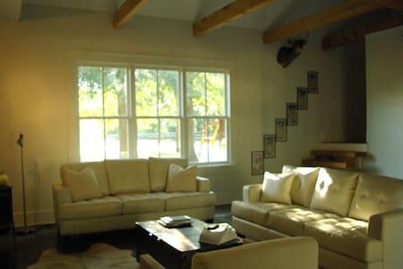 Amazing Cottage- Bring your horses! - Ridge Spring - Hus