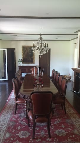Private haven in the heart of polo - General Rodriguez - Rumah