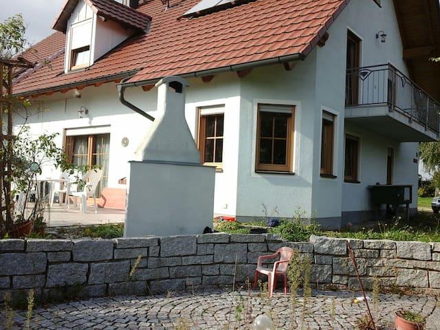 Wiesenunterkunft - Schweitenkirchen