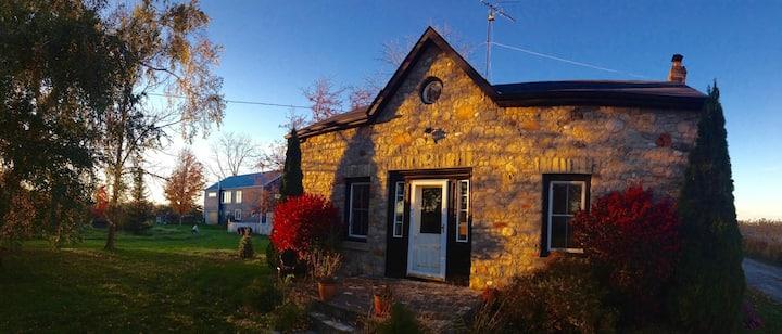 La Maison en Pierre Historique de Niagara- 1796