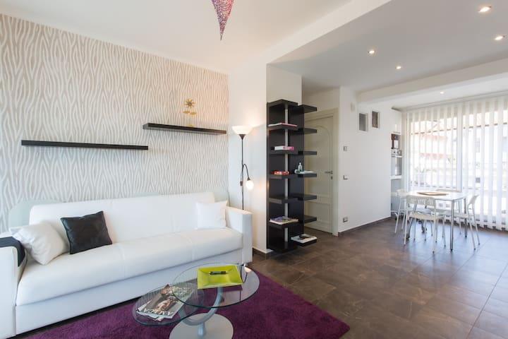 Sunny&Luxury Apartment in Rome - Roma - Apartamento