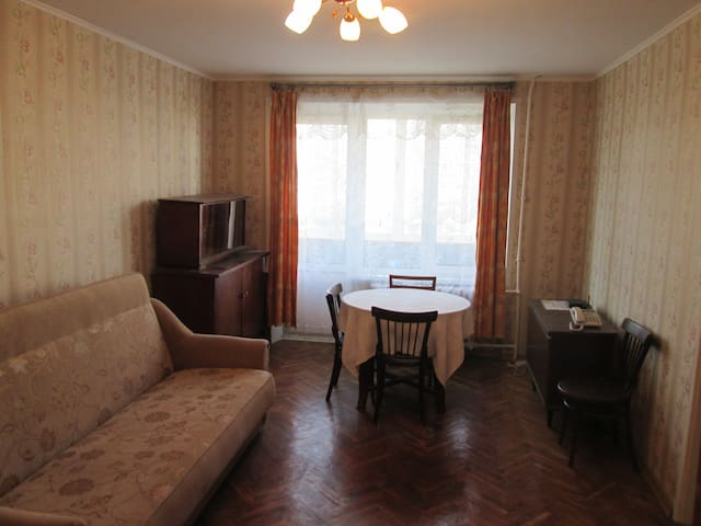 Cosy apartment, convenient location - Moscow - Apartment