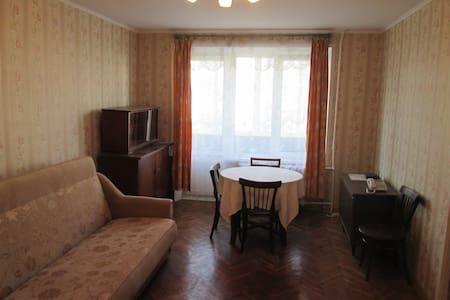 Cosy apartment, convenient location - 莫斯科