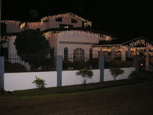 Beautiful Trinidadian home