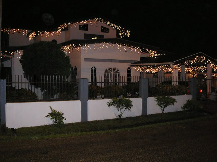 Beautiful Trinidadian home