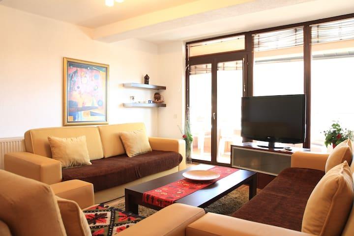 Villa Gajtan -Penthouse Apartment - オフリド - 別荘