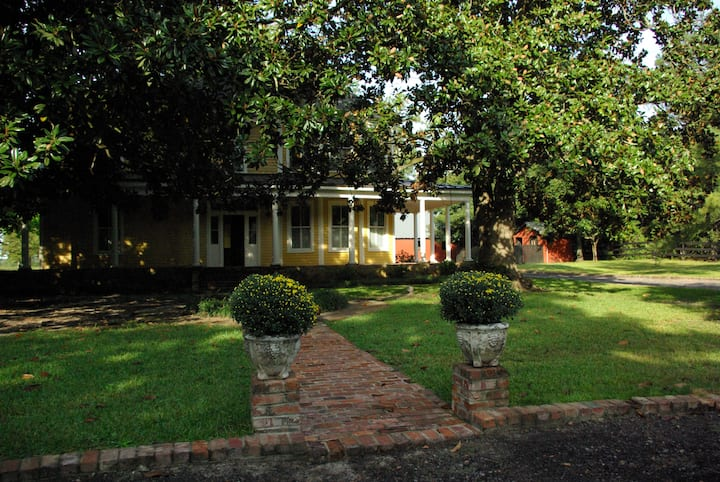 Charming B&B 20 min from Aiken!
